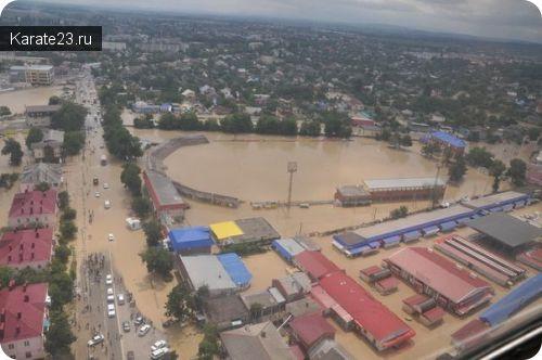 крымск что происходит в крымске после наводнения