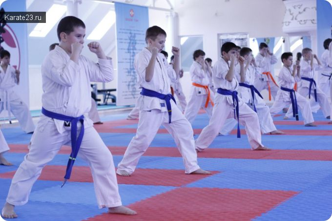 karate anapa samurai