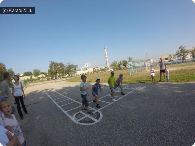 Блог Семпай  Максим: Беговая Тренировка 27.08.2016 г.Новороссийск