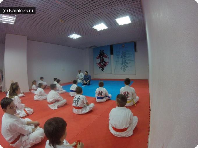 Мероприятия: Блог Семпай  Максим: Судейский семинар под руководством сенсея   III дан в городе герои Новороссийск
