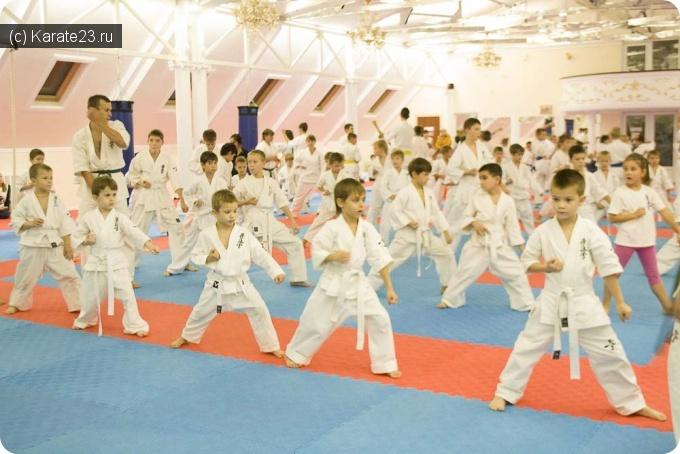 Мероприятия: 26 октября 2014 года Аттестация на ученические Кю в СК Самурай
