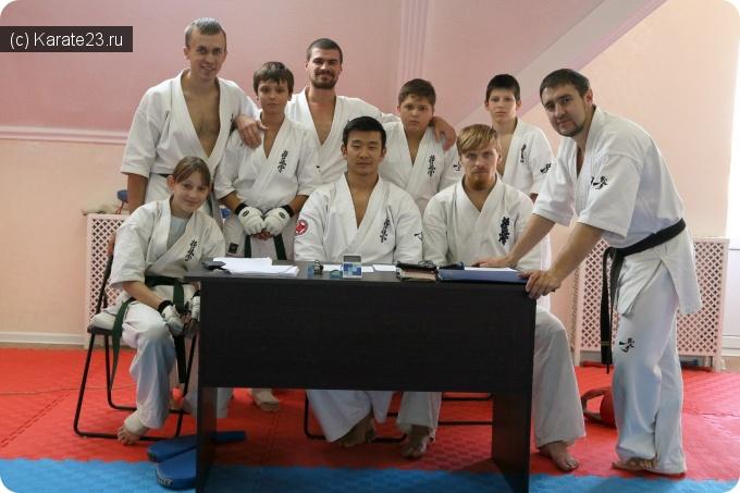 Мероприятия: Аттестация на пояса в Спортивном клубе Самурай