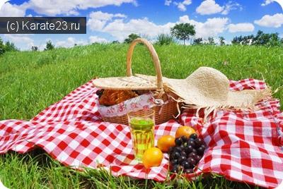 Мероприятия: Самураский пикник в Анапе