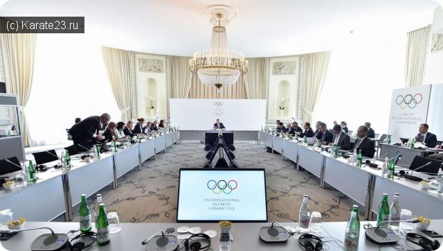 Про СПОРТ: Каратэ становится олимпийским видом спорта