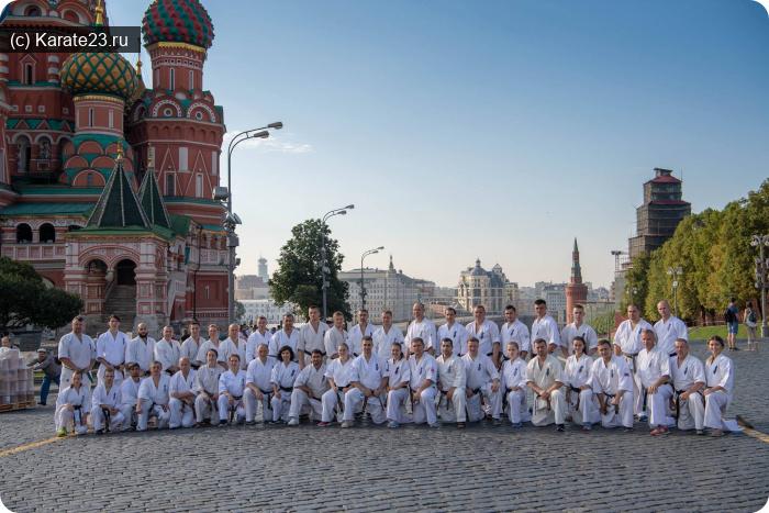 Союз Киокушин каратэ России: сккр россии