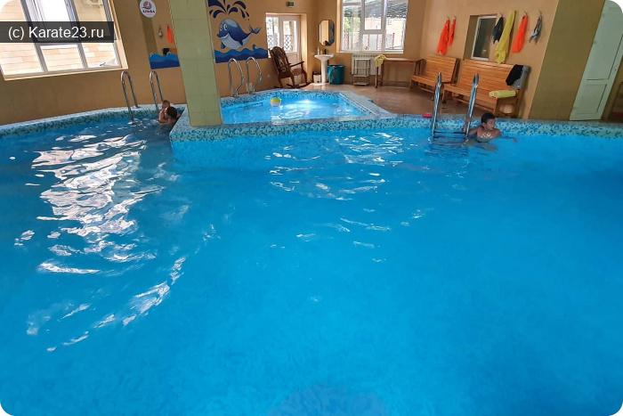 Мероприятия: После бассейна в Альфу на пенную вечеринку
