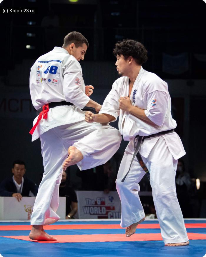 Союз Киокушин каратэ России: Чемпион мира