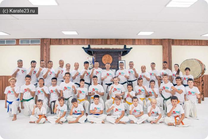 Блог Самурая: Многодетные группы в каратэ Киокушинкай