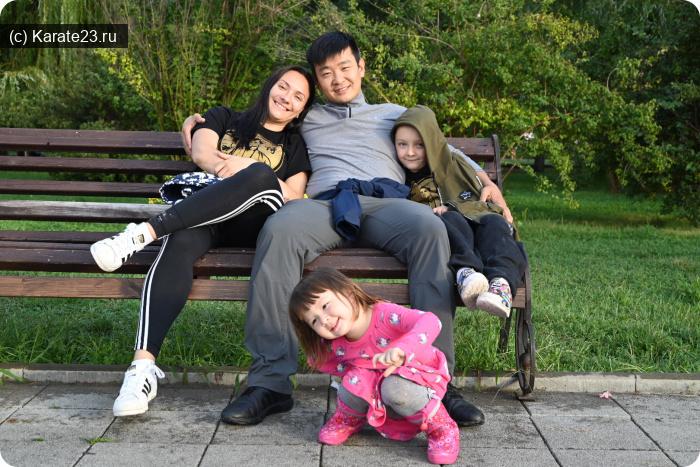Блог Самурая: Семейная прогулка по Абрау Дюрсо