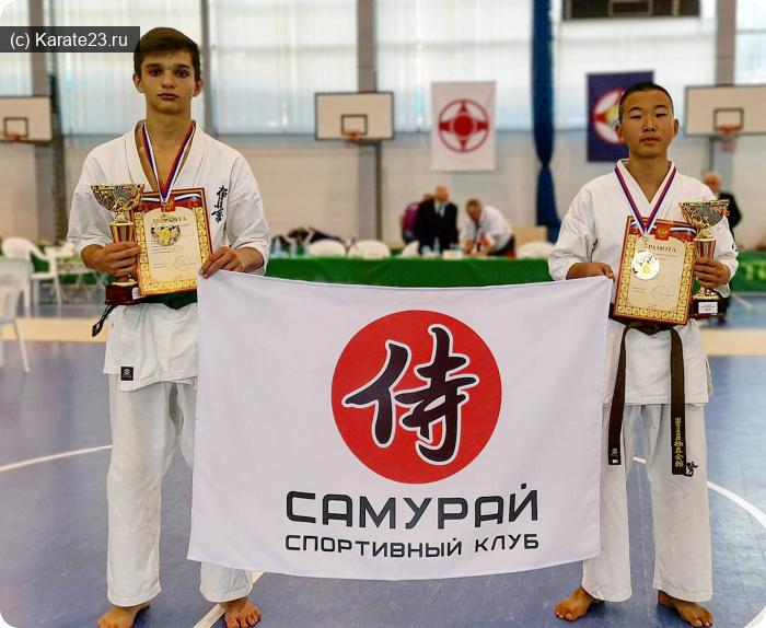 Турниры: Самурай Пак Артур и Шардаков Иван Крым