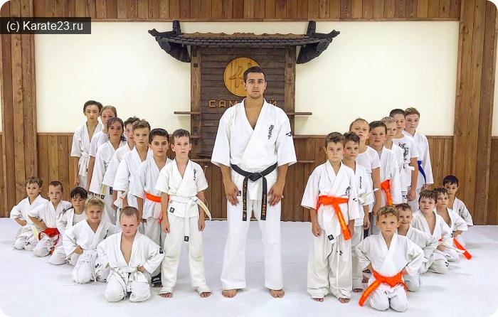 Блог Самурая: Самурай каратэ дисциплина