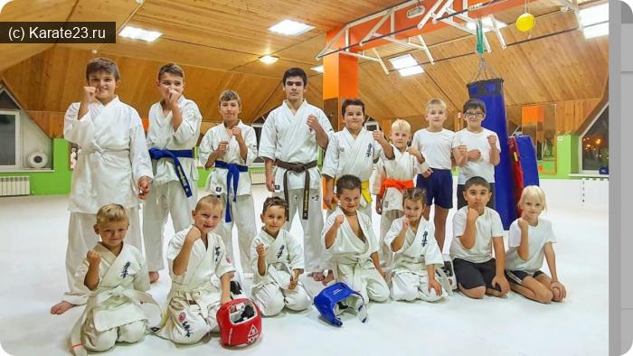 Психология и воспитание: Физическая сила в каратэ