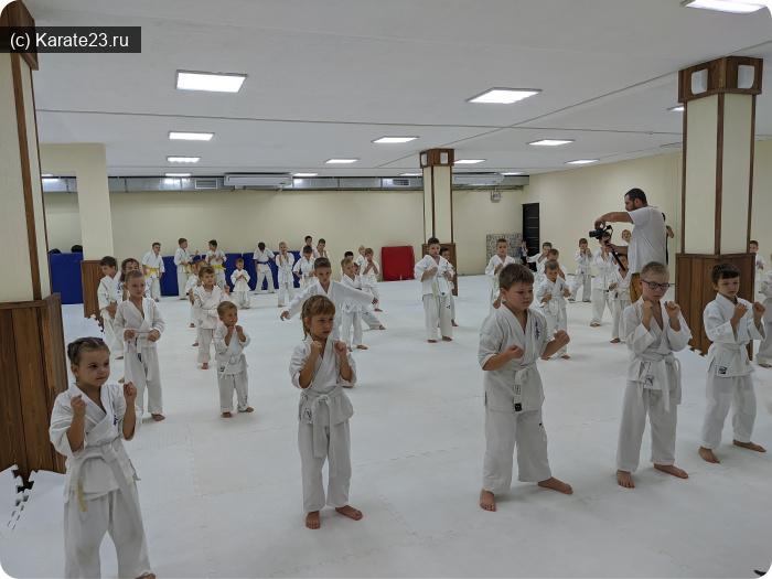 Тренировки и упражнения: тренировки в самурае анапа