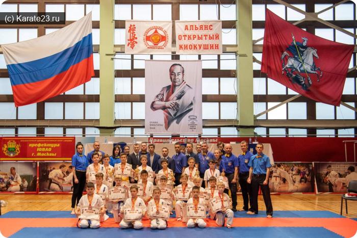 Турниры: Турнир Москва сккр альянс