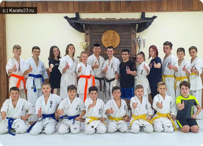 Блог Самурая: каратэ в анапе и новороссийске