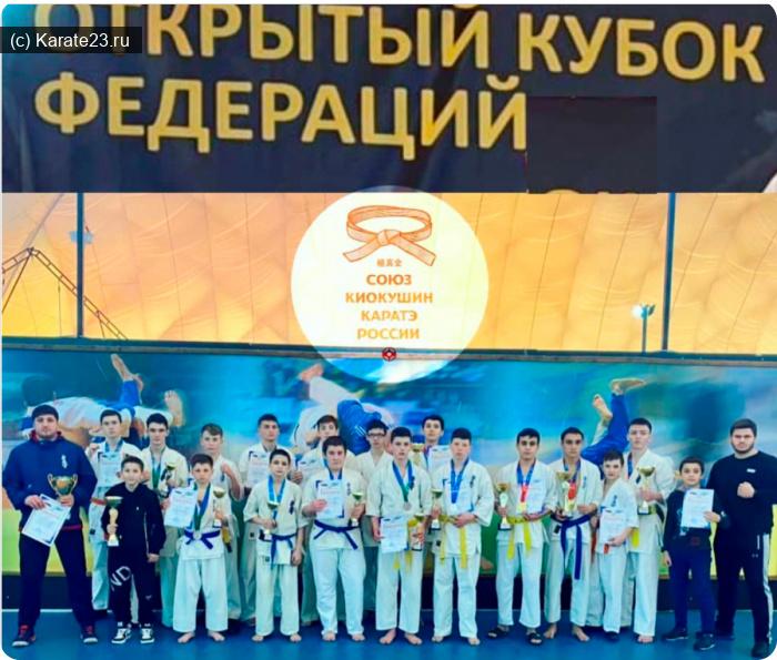 Союз Киокушин каратэ России: Kyokushin Union стал первым в Кабардино - Балкарской республике