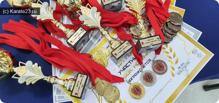 Турниры: Кубок новичка в Анапе