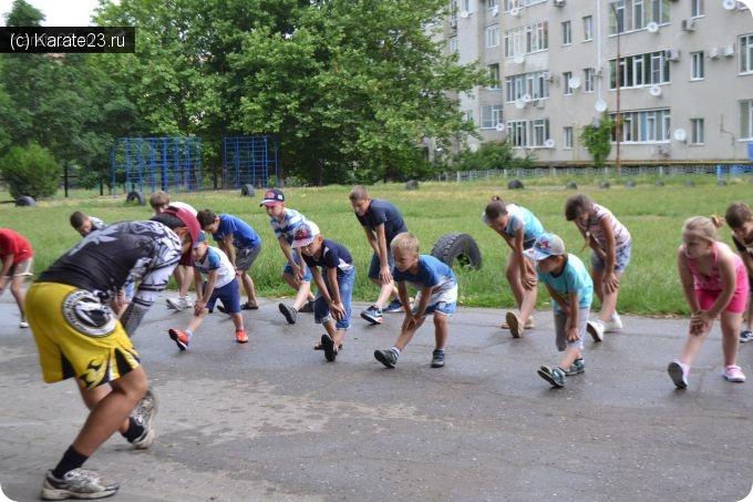 Мероприятия: Беговая тренировка 21 августа