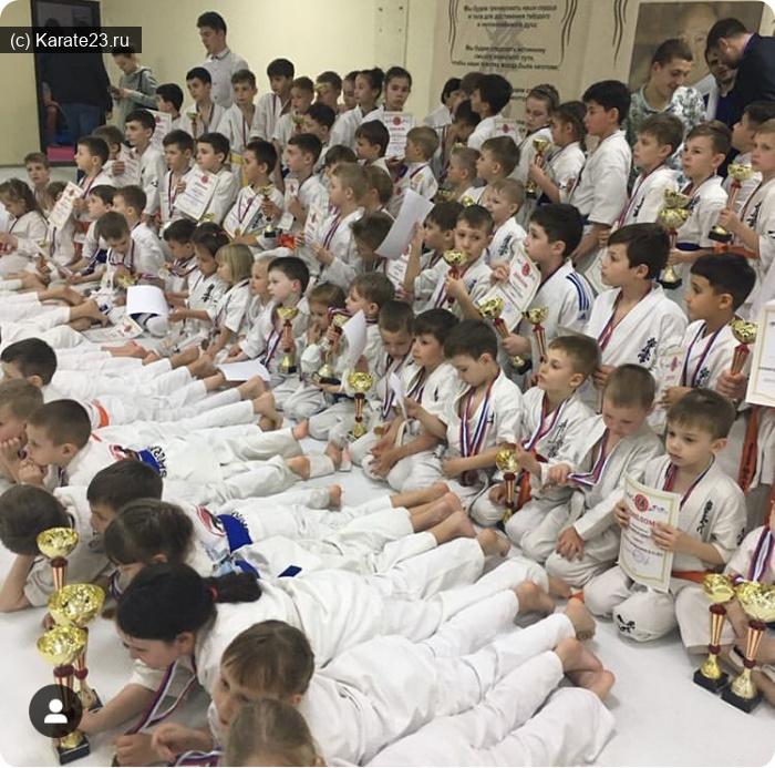Блог Тренер Эдуард Александрович: Успехи наших самых маленьких Самураев на Кубке Самурая в Анапе