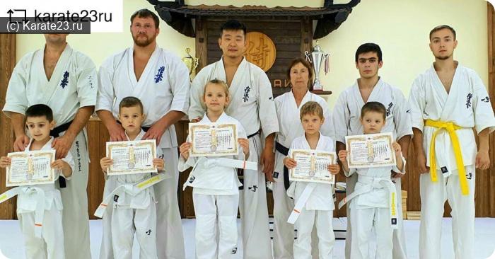 Блог тренера по каратэ в Анапе и Крымске Маслаков Александр Геннадьевич: Самурай анапа