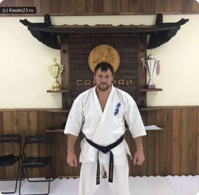 Блог тренера по каратэ в Анапе и Крымске Маслаков Александр Геннадьевич: Каратэ в Анапе Самурай